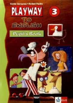 Edition Helbling. Playway to English 3. Pupils Book