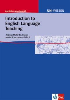 Introduction to English Language Teaching - Müller-Hartmann, Andreas;Schocker-von Ditfurth, Marita