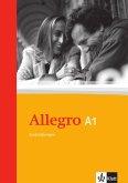 Allegro 1. Grammatische Zusatzübungen. Mit Lösungen