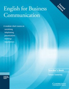 English for Business Communication. Teacher´s Book