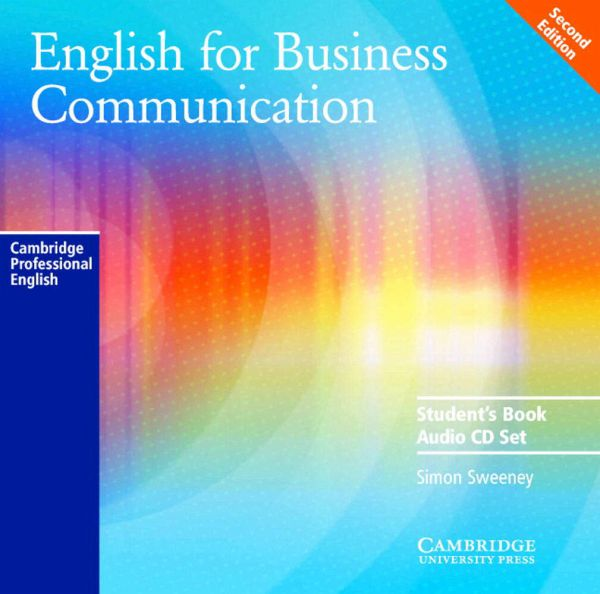 english business communication student book pdf