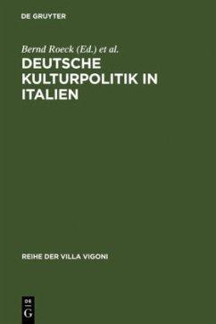 Deutsche Kulturpolitik in Italien