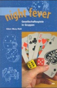 night fever - Käser, Matthias; Musy, Christoph; Rolli, Nadja