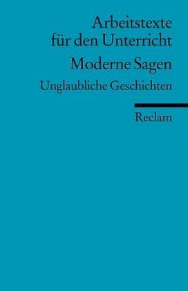 Moderne sagen schulbuch - Moderne sagen sammlung ...