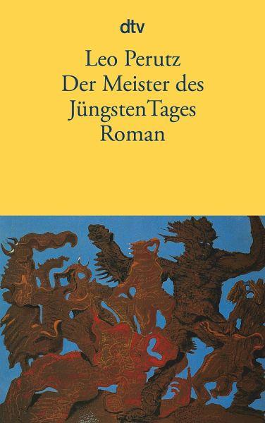 Der Meister Des Jüngsten Tages Von Leo Perutz Als Taschenbuch