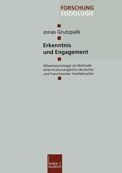 Erkenntnis und Engagement - Grutzpalk, Jonas
