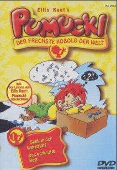 Pumuckl, Spuk in der Werkstatt / Das verkaufte Bett, 1 DVD