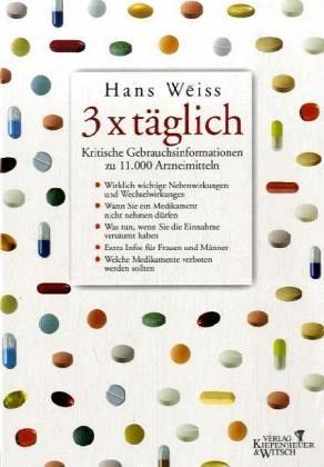 3 x täglich - Weiss, Hans