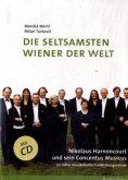 Die seltsamsten Wiener der Welt, m. Audio-CD