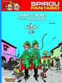 Champignons für den Diktator / Spirou + Fantasio Bd.5