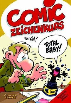 Comiczeichenkurs - Schmidt, Kim
