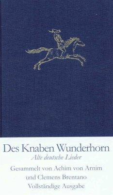 Des Knaben Wunderhorn - Rölleke, Heinz (Hrsg.)