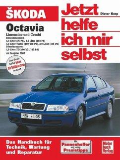 Skoda Octavia Limousine und Combi - Korp, Dieter