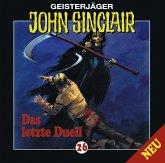 Das letzte Duell / Geisterjäger John Sinclair Bd.26 (1 Audio-CD)