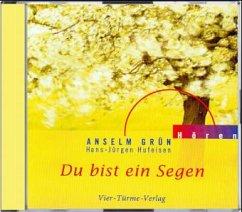 Du bist ein Segen, 1 Audio-CD - Grün, Anselm