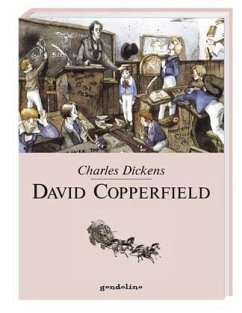 David Copperfield Buch