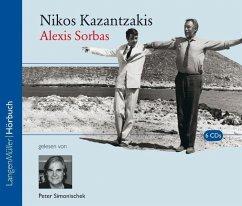 Alexis Sorbas, 6 Audio-CDs - Kazantzakis, Nikos