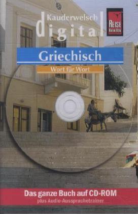 Reise Know-How Kauderwelsch DIGITAL Griechisch - Wort für Wort, 1 CD-ROM
