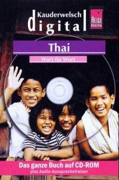 Reise Know-How Kauderwelsch DIGITAL Thai - Wort...