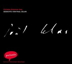 Gedichte, 1 Audio-CD - Celan, Paul