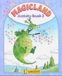 Magicland, Activity Book