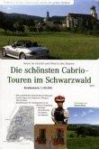 Die schönsten Cabrio-Touren im Schwarzwald, Straßenkarte