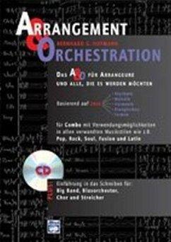 Arrangement & Orchestration, m. Audio-CD