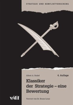 Klassiker der Strategie - eine Bewertung - Stahel, Albert A.