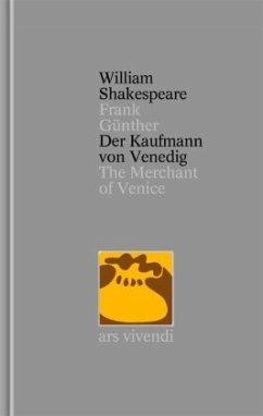 Der Kaufmann von Venedig / Shakespeare Gesamtausgabe Bd.16 - Shakespeare, William Shakespeare, William