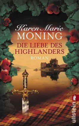 Buch-Reihe Highlander-Serie