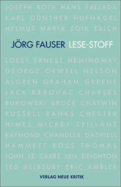 LESE-STOFF - Fauser, Jörg