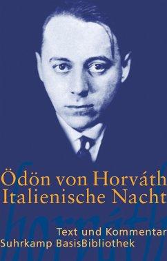 Italienische Nacht - Horváth, Ödön von