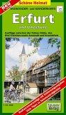 Doktor Barthel Karte Erfurt und Umgebung