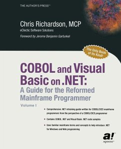 COBOL and Visual Basic on .NET - Richardson, Chris