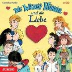 Die wilden Hühner und die Liebe / Die Wilden Hühner Bd.5 (3 Audio-CDs)