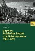 Bolivien: Politisches System und Reformprozess 1993-1997