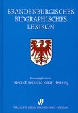 Brandenburgisches Biographisches Lexikon