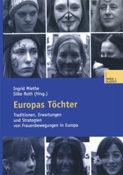 Europas Töchter - Miethe, Ingrid / Roth, Silke (Hgg.)