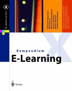 Kompendium E-Learning - Niegemann, Helmut M.; Hessel, Silvia; Hochscheid-Mauel, Dirk; Aslanski, Kristina; Deimann, Markus; Kreuzberger, Gunther