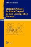 Stability Estimates for Hybrid Coupled Domain Decomposition Methods