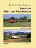 Deutsche Klein- und Privatbahnen 08. Hessen