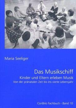 Das Musikschiff, m. Audio-CD