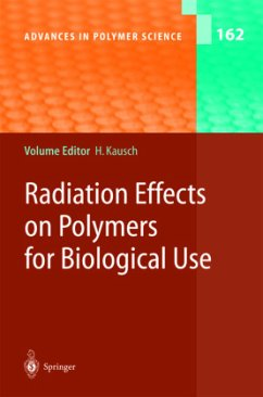 Radiation Effects on Polymers for Biological Use - Kausch, Henning (ed.)