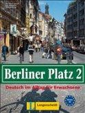 Berliner Platz, Band 2 - Lehr- und Arbeitsbuch 2