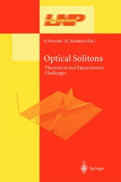 Optical Solitons - Porsezian, Kuppuswamy / Kuriakose, Valakkattil Chako (eds.)