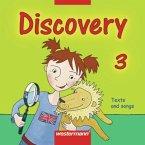 3. Jahrgangsstufe, 1 Audio-CD/Discovery