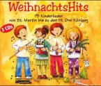 Weihnachts-Hits, 3 Audio-CDs