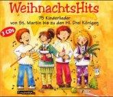 Weihnachts-Hits, 3 Audio-CDs