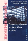 Communication Research and Media Science in Europe