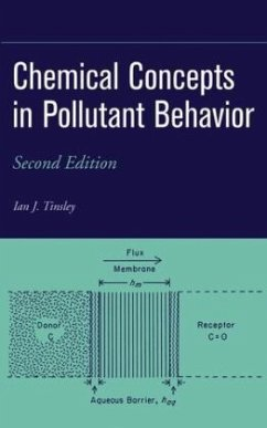 Chemical Concepts in Pollutant Behavior - Tinsley, Ian J.